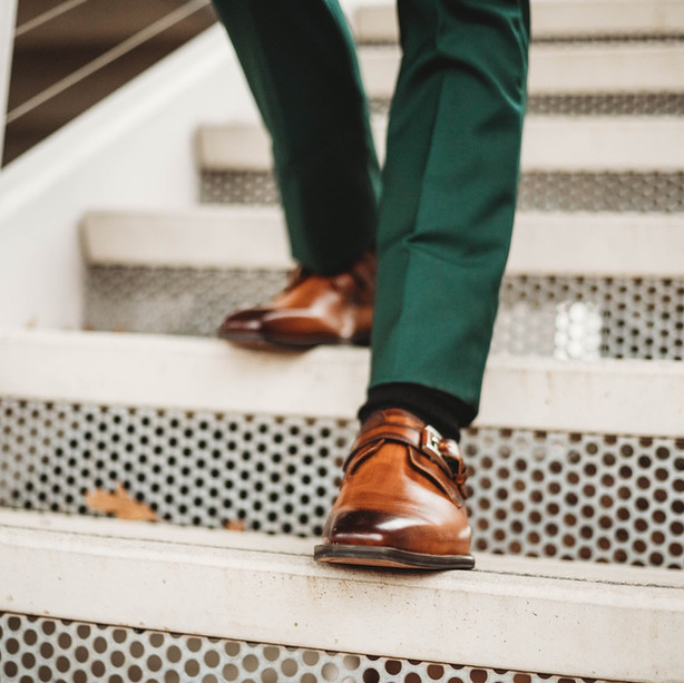 • Leather Dress Shoes