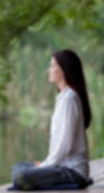 Méditation chiropratique