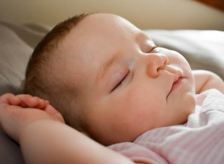 Problème de sommeil chez l'enfant