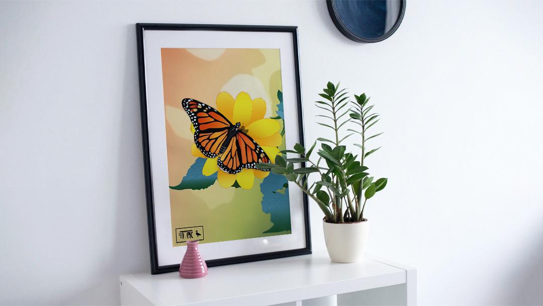 Flyaway Butterfly