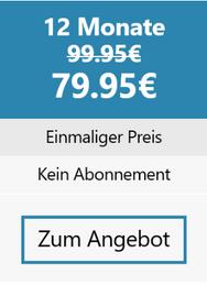 79.95€ Preis für 12 Monate Cochlea Implantat Hörtraining
