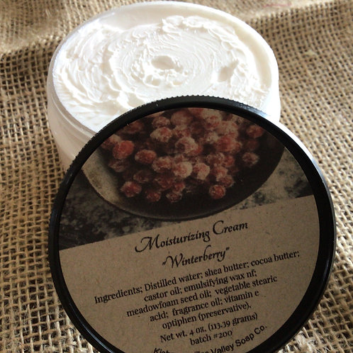 Winterberry Moisturizing Cream