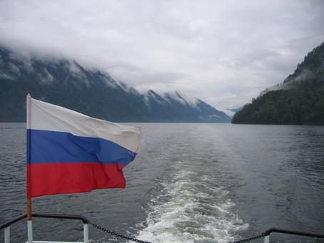 """""""Brennpunkte"""" vom Altai Gebirge"""