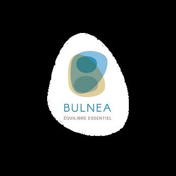 Logo célulles Bulnéa terre fond foncé