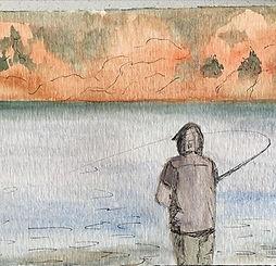 Matt Fishing 1
