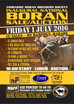 National Boran Sale 1st July 2016