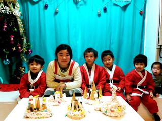 トライリンガルクッキングクラス クリスマス企画のお知らせ(終了)※当日の写真はこちら