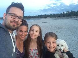 Brent Miller family