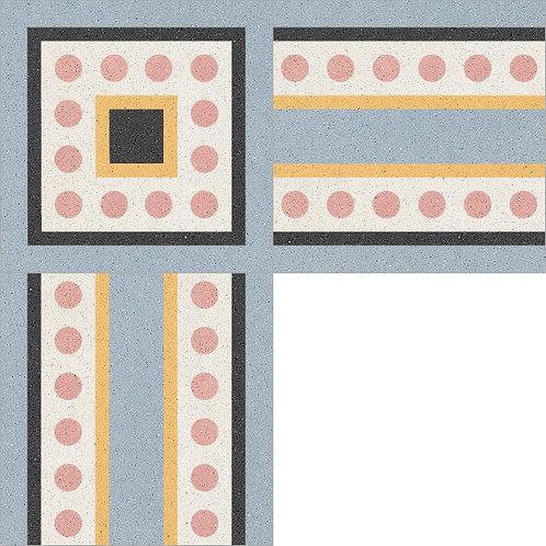Cement Border Tile 20x20-29
