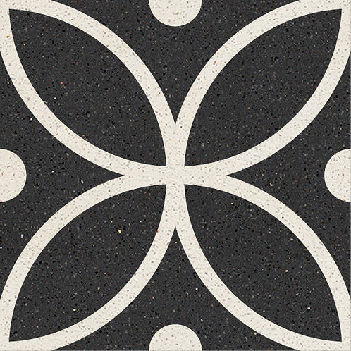 Cement Tile Retro Design 12