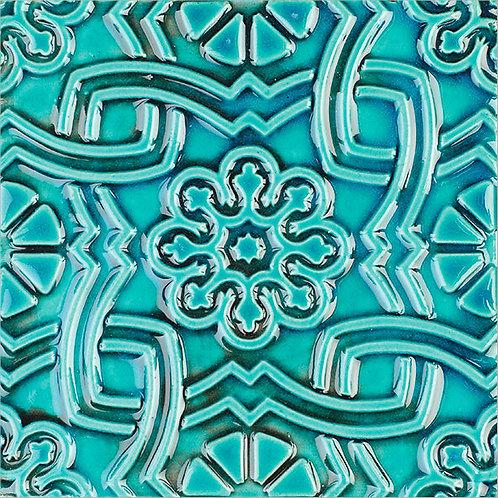 Art Nouveau Ceramic Tilework