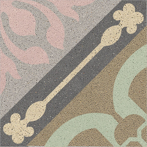 Cement Tile Traditional Design 113