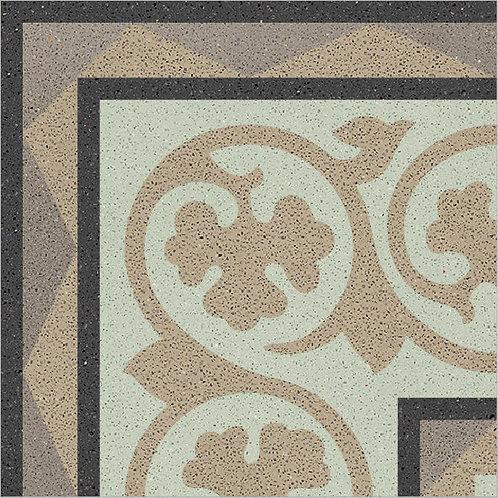 Cement Tile Complex Design Traditional-100