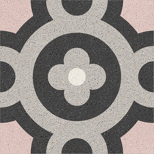 Cement Tile Retro Design 13