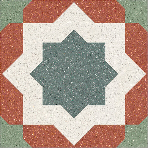 Cement Tile Traditional Design 07