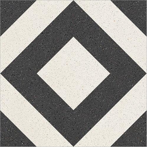 Cement Tile Geometric Design 19