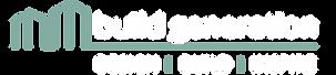 Build Generation Logo, london offce refurbishment