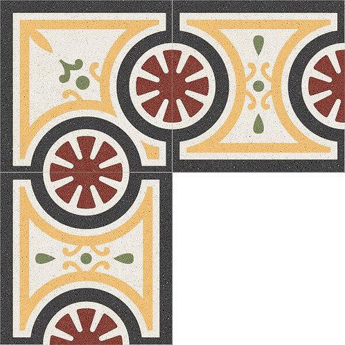 Cement Border Tile 20x20-23