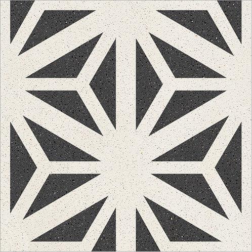 Cement Tile Complex Design Geometric-23