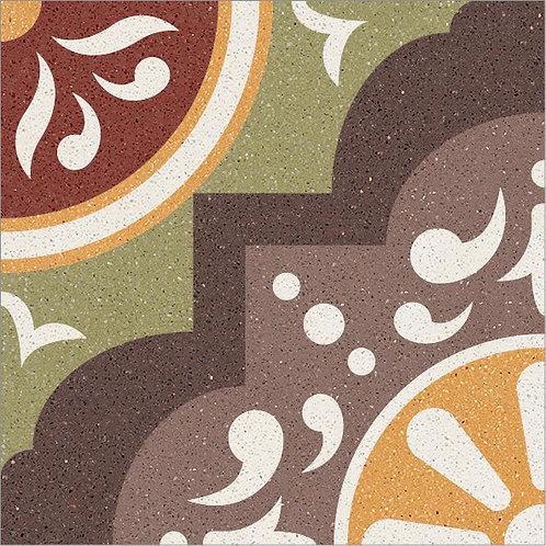 Cement Tile Complex Design Traditional-124