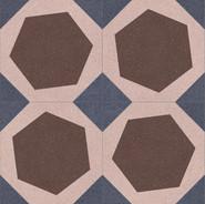 Octagon Cement Tiles