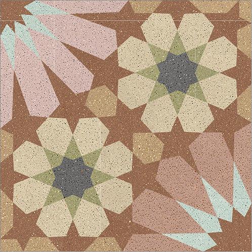 Cement Tile Complex Design Moroccan-11