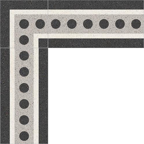 Cement Border Tile 10x20-09