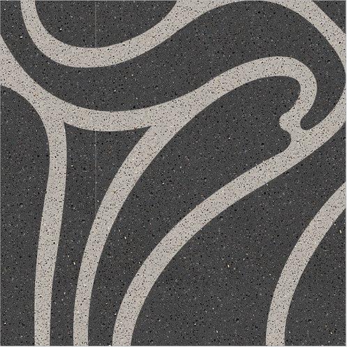 Cement Tile Art-Nouveau Design 03