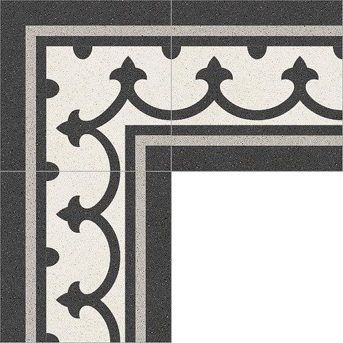 Cement Border Tile 20x20-33