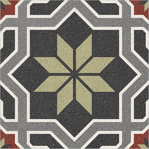 Cement Tile Complex Design Traditional-11