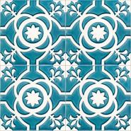 Art Nouveau Ceramic Tiles