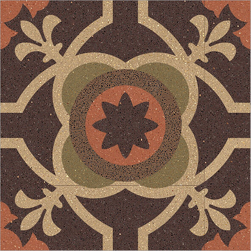 Cement Tile Complex Design Traditional-70