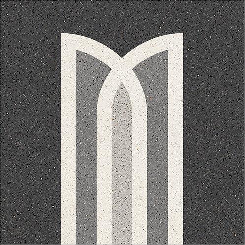 Cement Tile Geometric Design 26