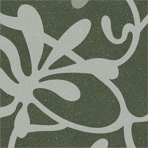 Cement Tile Complex Design Ocean-11