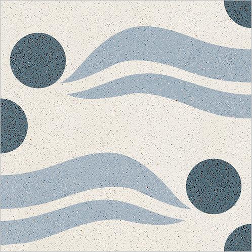 Cement Tile Ottoman-Seljuk Design 01