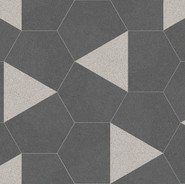 Hexagon Cement Tiles