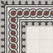 Border Cement Tiles