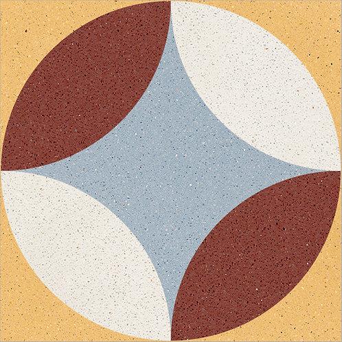 Cement Tile Retro Design 02