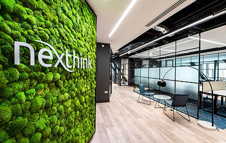 Nexthing London ofice - office architecture london