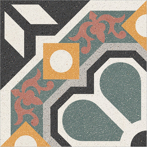 Cement Tile Complex Design Traditional-34