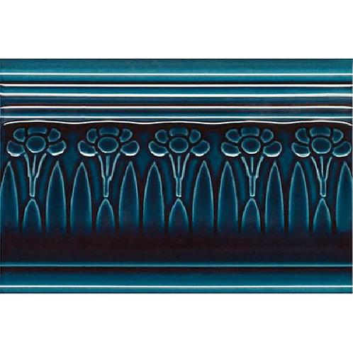 Glazed Relief Ceramic Tiles