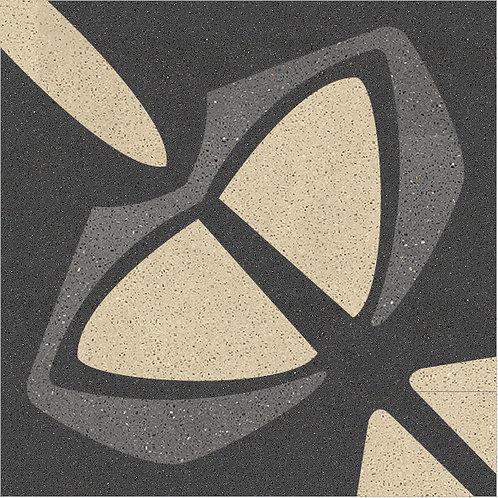 Cement Tile Art-Nouveau Design 04