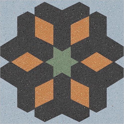Cement Tile Ottoman-Seljuk 19