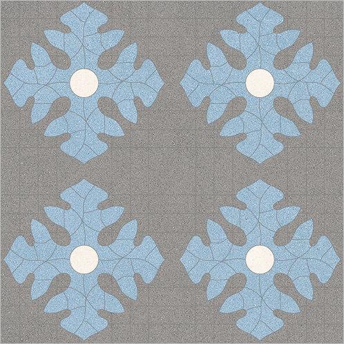Cement Tile Bisantic Relief-03