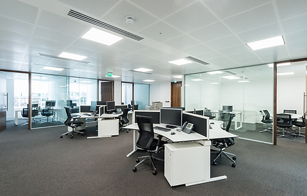 IHG London office redesign created by Build Generation