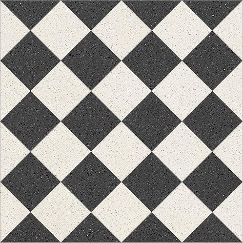 Cement Tile Complex Design Geometric-38