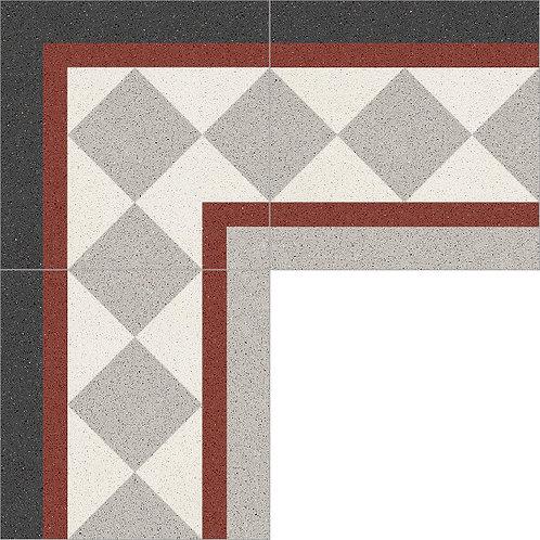 Cement Border Tile 20x20-03