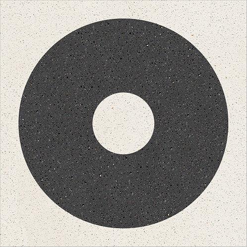Cement Tile Polka-Dot Design 10