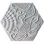 3D Concrete Tile