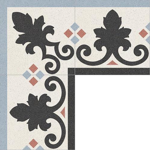 Cement Border Tile 20x20-05